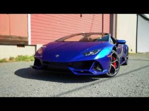 Lamborghini Huracan Evo Spider PPF and Tint pt1 x Sun Stoppers