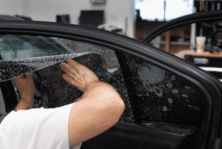 Automotive Window Tinting: The Artist vs.The Computer